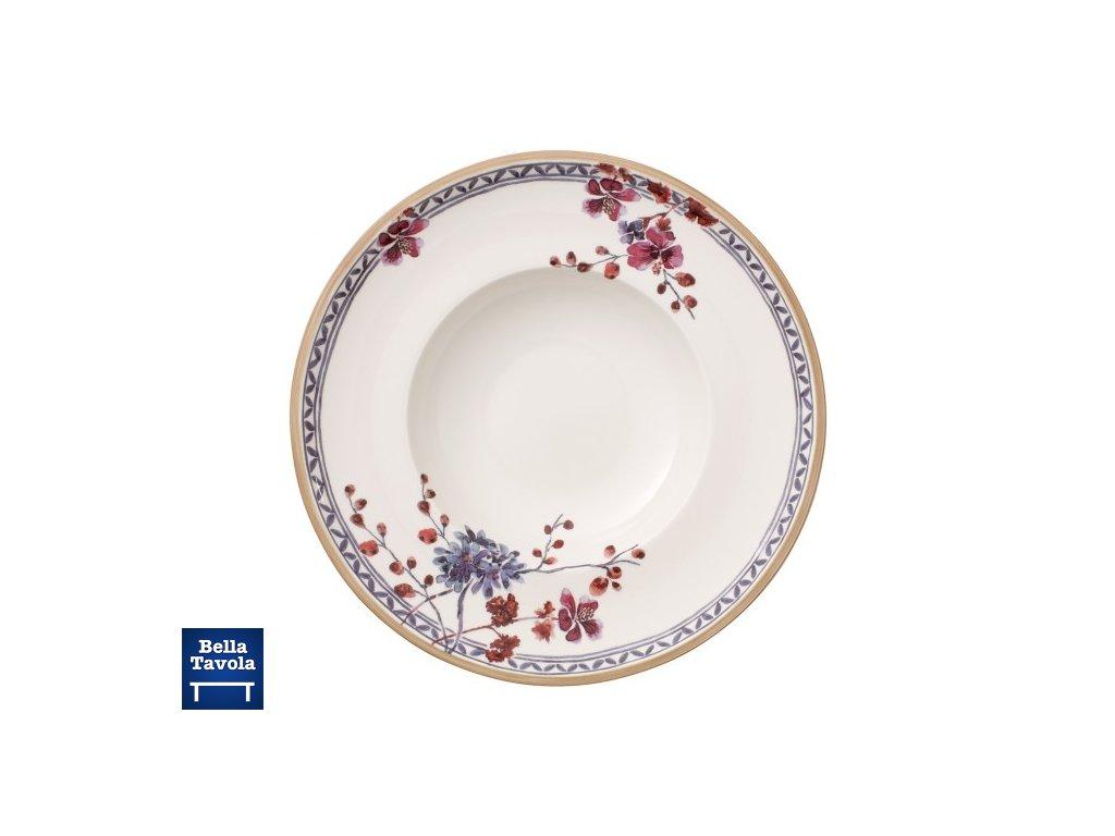 15036 artesano provencal lavender cestovinovy tanier
