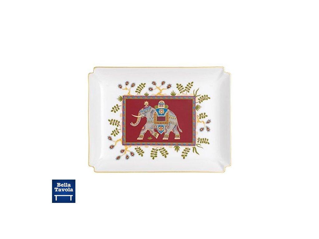 15771 villeroy amp boch darceky dekorativny tanier velky samarkand rubin