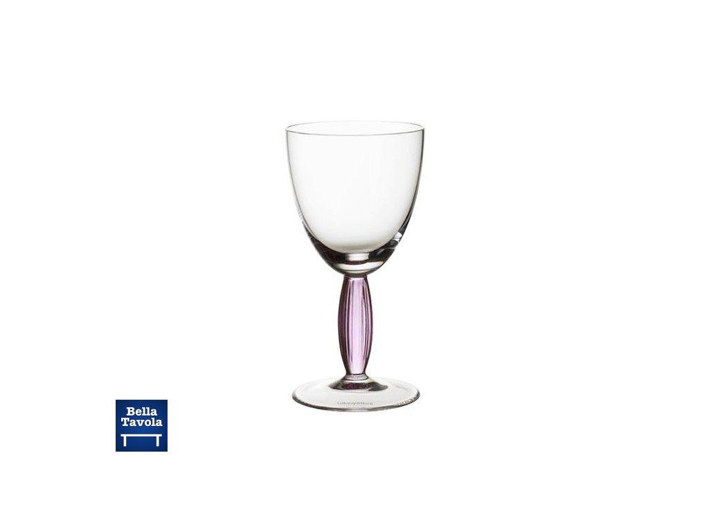 16455 new cottage rose pohar na biele vino
