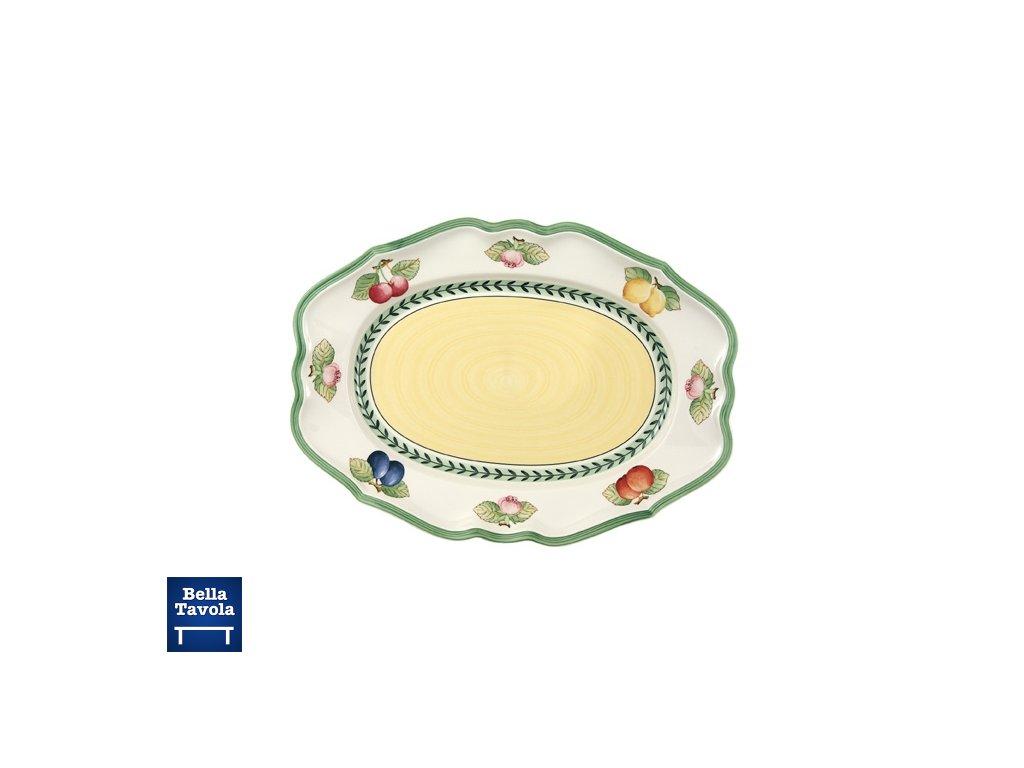 16770 french garden fleurence ovalny tanier 2 37 cm