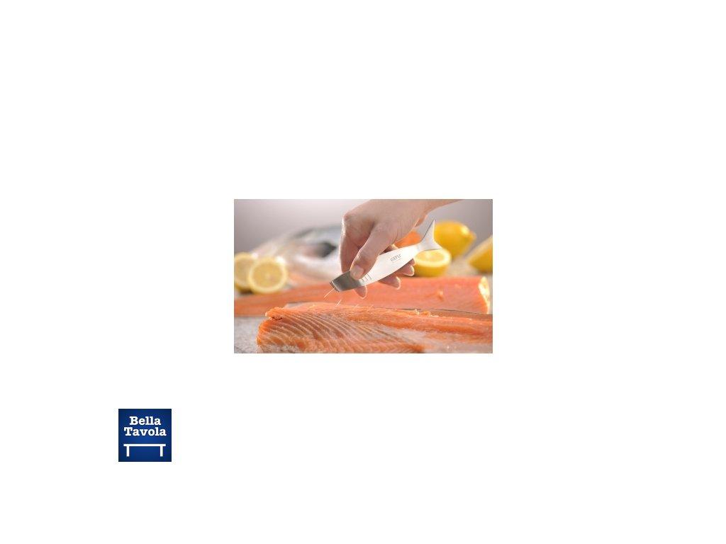 17100 1 gefu bbq pinzeta na vytahovanie rybich kosti 14 cm