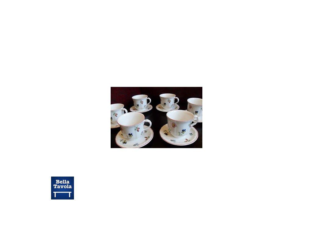 17184 30 villeroy amp boch espresso set 12 ks petite fleur