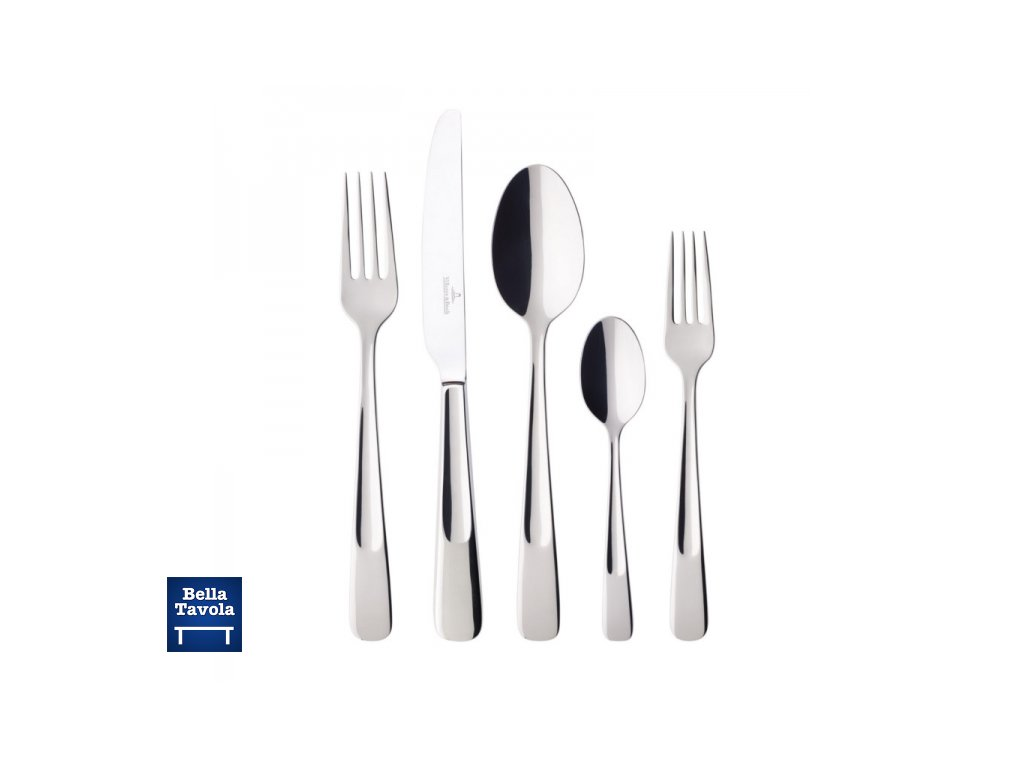 17274 farmhouse touch cutlery 30 ks priborovy set pre 6 osob