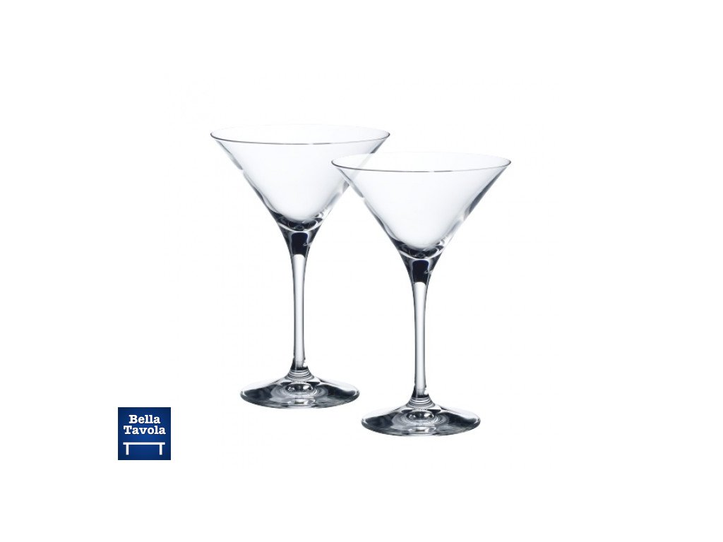 17301 villeroy amp boch set 2x pohar na martini purismo bar