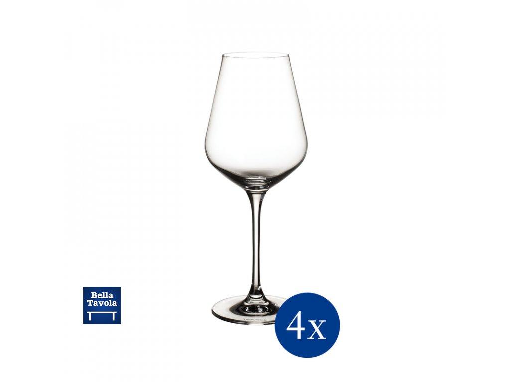 La Divina - pohár na biele víno 227 mm, set 4 ks - Villeroy & Boch