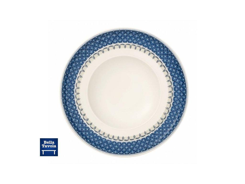 17577 30 villeroy amp boch tanier na cestoviny 30cm casale blu
