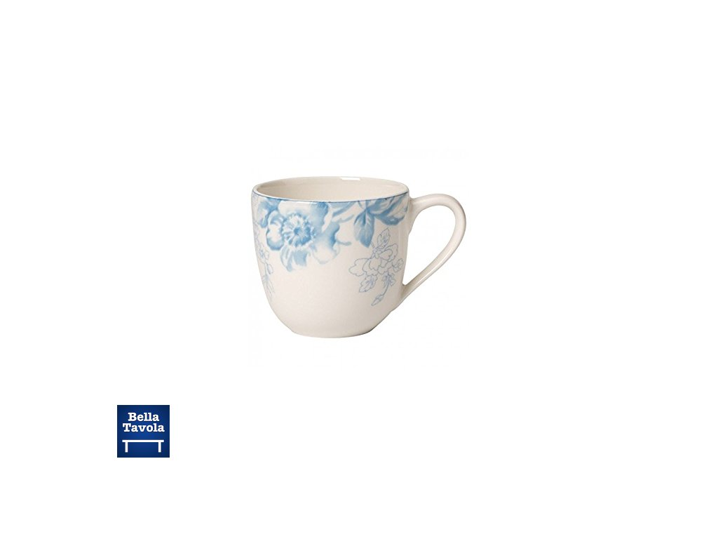 Villeroy & Boch - espresso šálka - For me Floreana Blue
