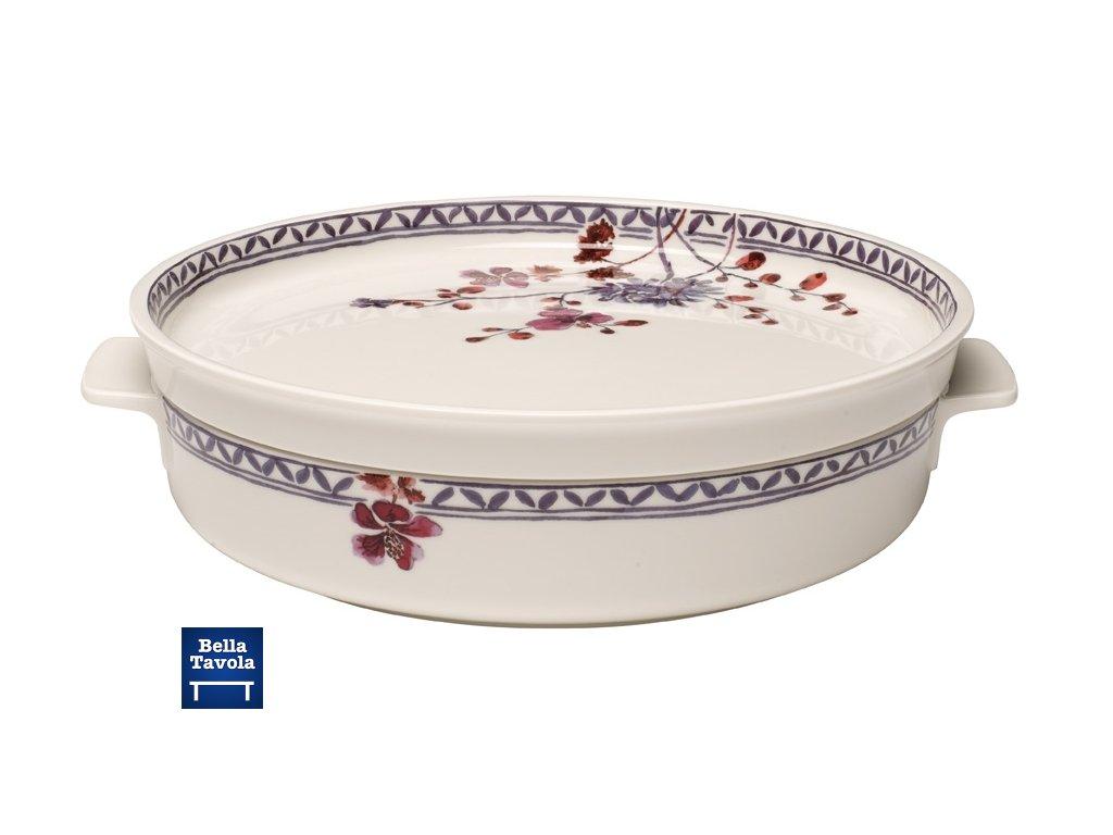 17886 villeroy amp boch komplet zapekacia misa poklop 28 cm artesano provencal lavender