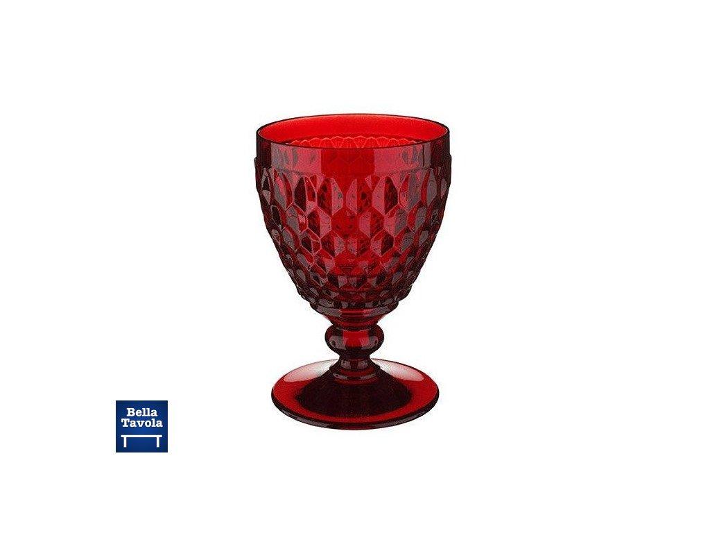 17991 boston coloured pohar na biele vino cerveny 120mm villeroy amp boch
