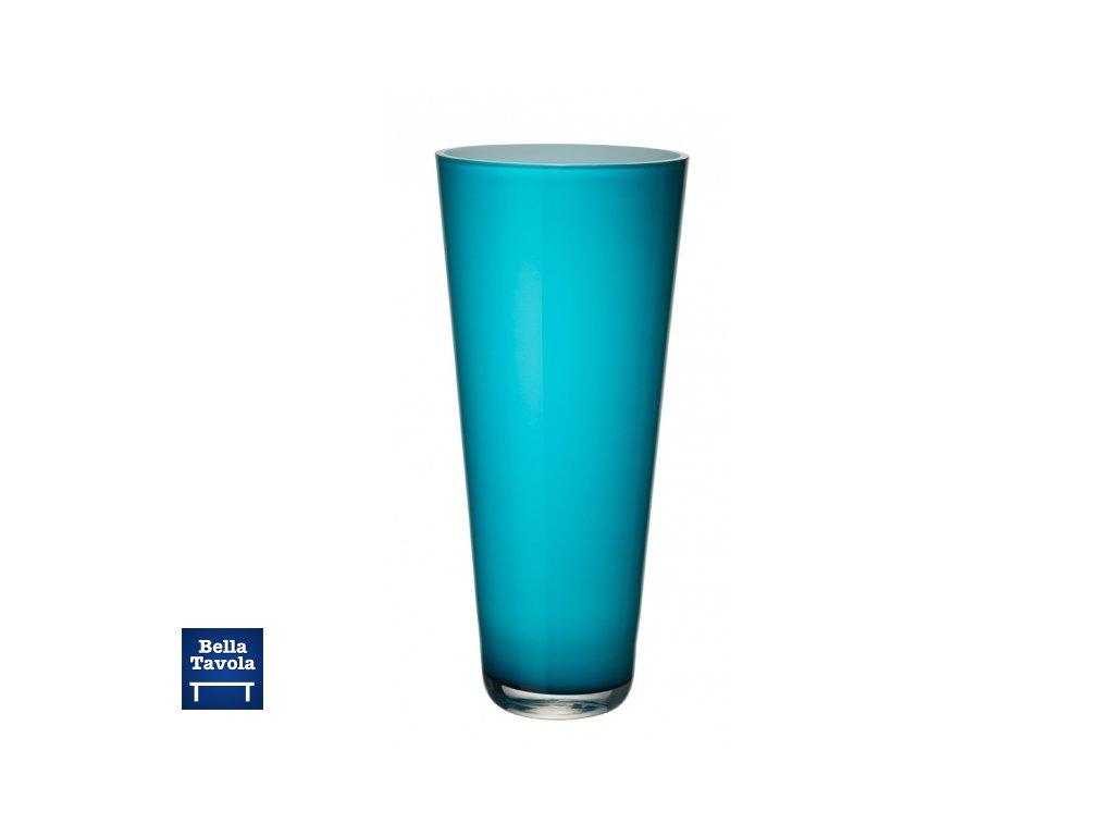 18336 villeroy amp boch vaza verso 38 cm karibska modra
