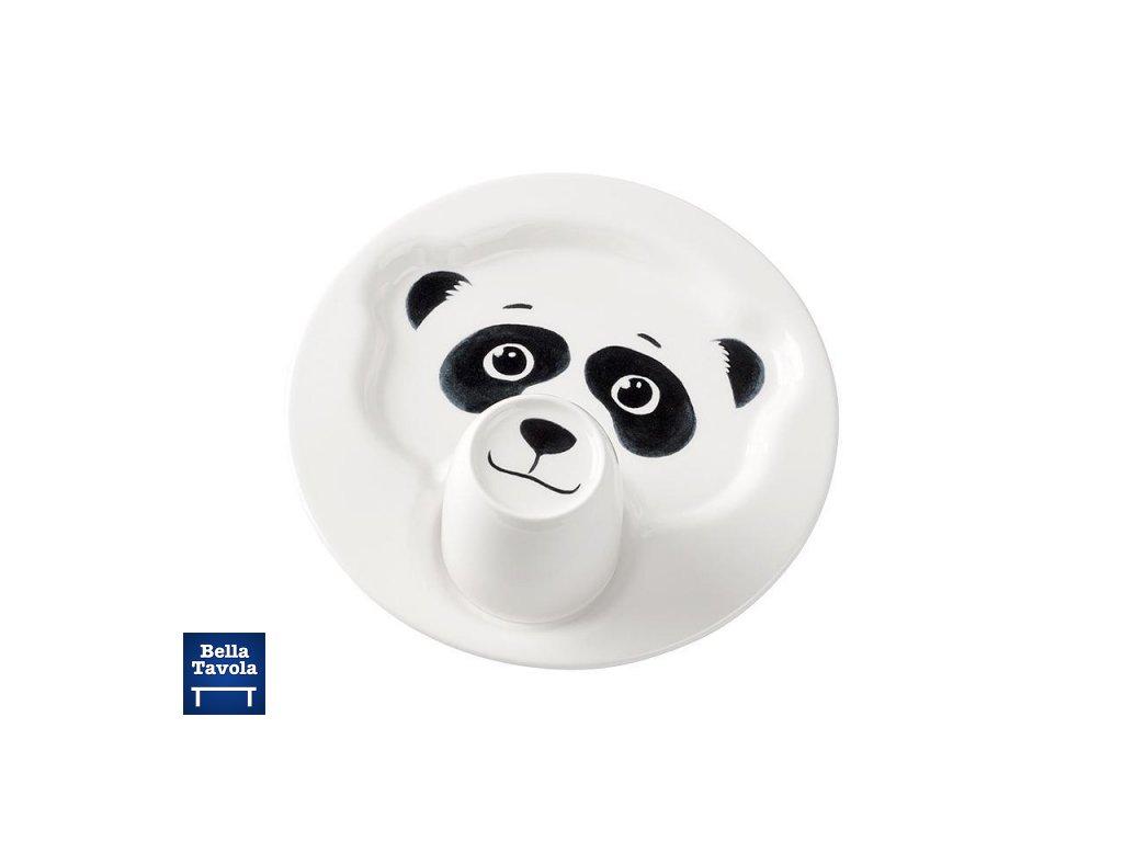 18474 villeroy amp boch panda tanier 22cm hrncek animal friends