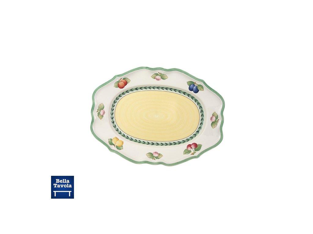 18522 french garden fleurence ovalny tanier 1 44 cm