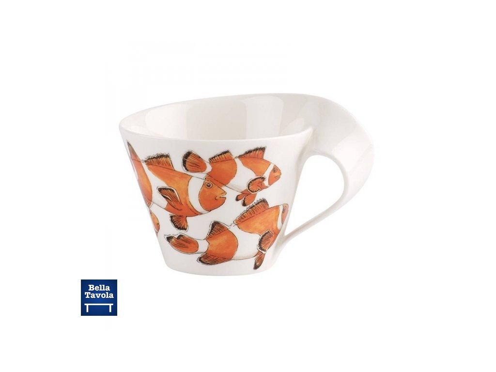 18588 villeroy amp boch salka na kavu s mliekom 0 4l klaun newwave caffe rybky