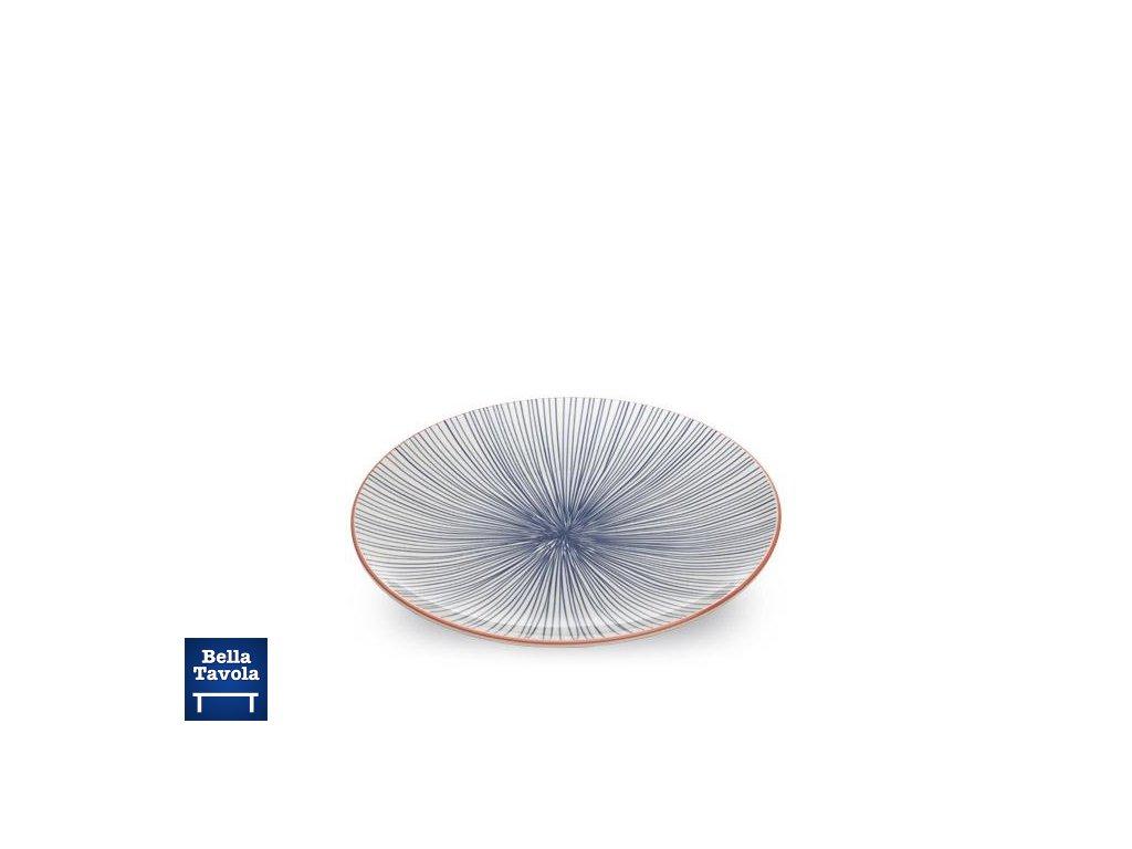 18636 zafferano plytky tanier 26 5 cm fantasy tue