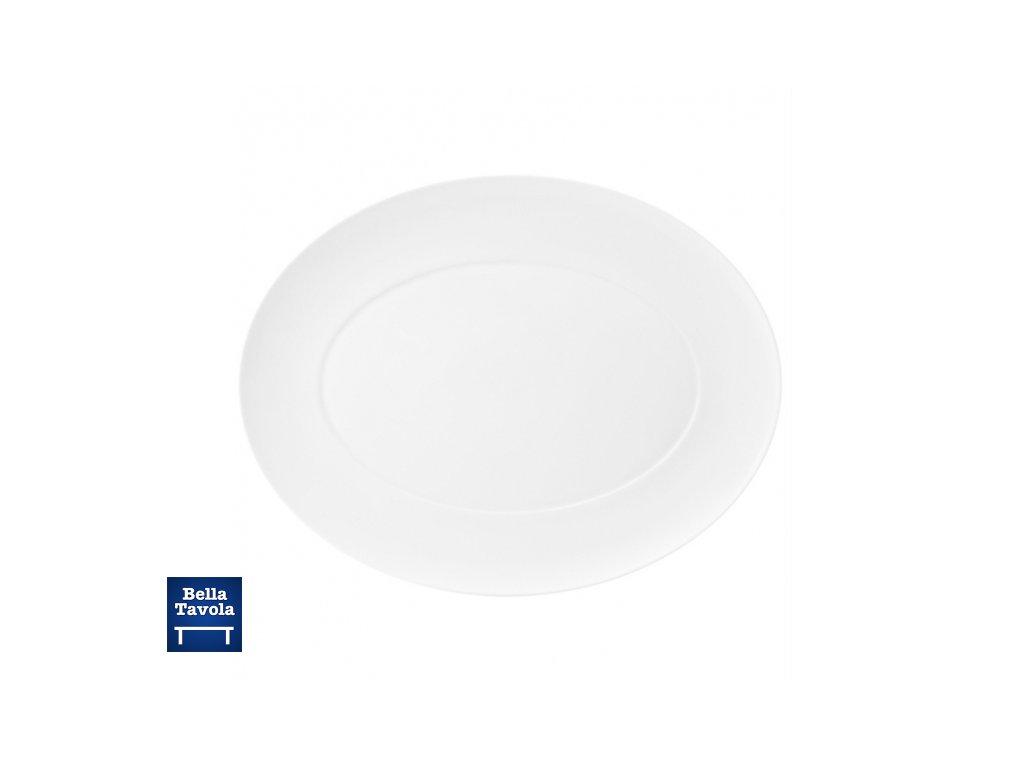18726 vista alegre velky ovalny tanier 41 6 cm domo white