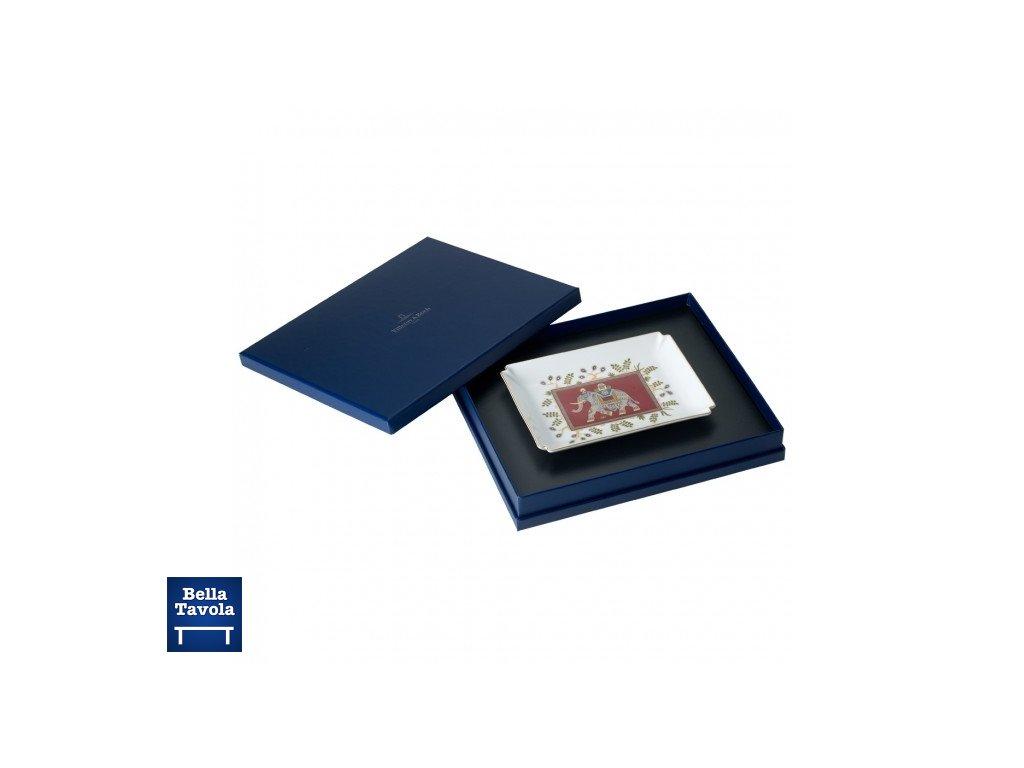 20472 50 zlava villeroy boch darceky dekorativna misa 17x13 cm samarkand rubin gift