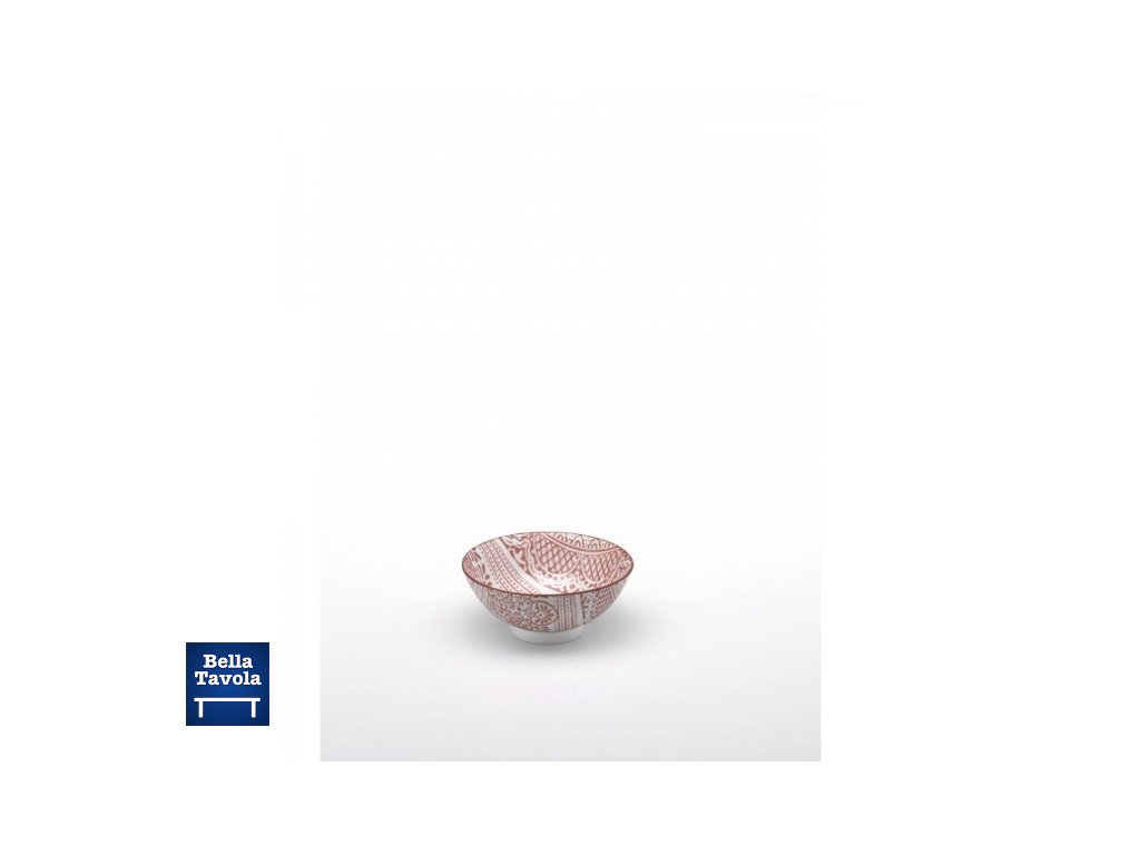 23871 zafferano mala miska 12 5 cm damasco