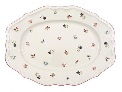 13515 villeroy amp boch ovalny tanier 1 petite fleur