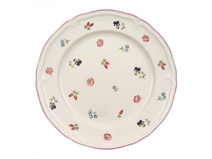 13521 vileroy amp boch plytky tanier 26 cm petite fleur