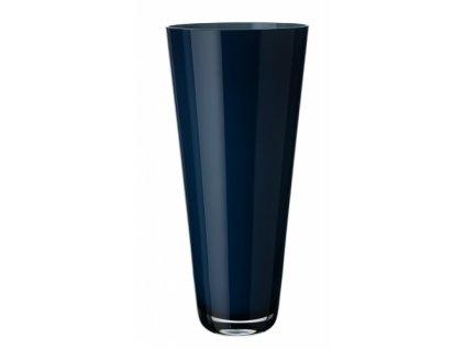 14142 villeroy amp boch vaza verso 38 cm polnocna modra