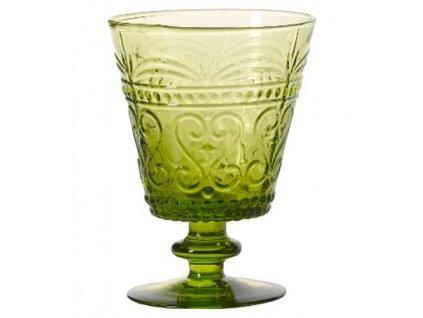 14163 zafferano pohar provenzale na vino zelene jablko