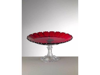 14907 mario luca giusti podnos na tortu girasole cerveny