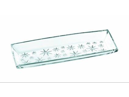 15357 nachtmann kristalovy podnos 40 cm stars