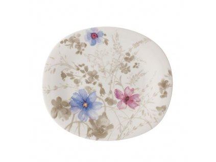 15966 villeroy amp boch salatovy tanier ovalny 23x19 cm mariefleur gris