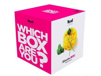 16545 mepra darcekovy box rizoto kolekcia which box are you