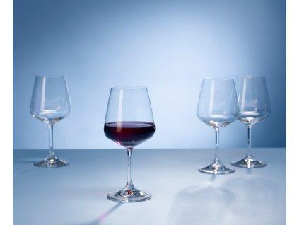 16617 villeroy amp boch pohare na cervene vino set 4 ks ovid