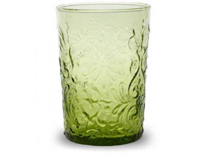 16677 zafferano pohar zelene jablko 0 27l barocco