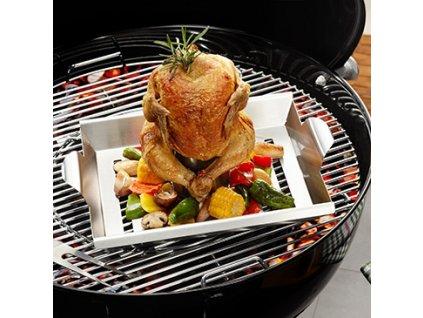 17277 gefu bbq pekac na zeleninu a kura