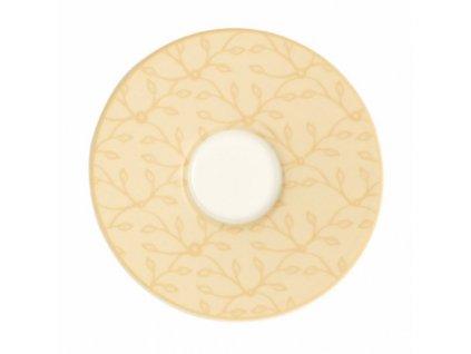 17289 caffe club floral podsalka na espresso salku 12 cm vanilla