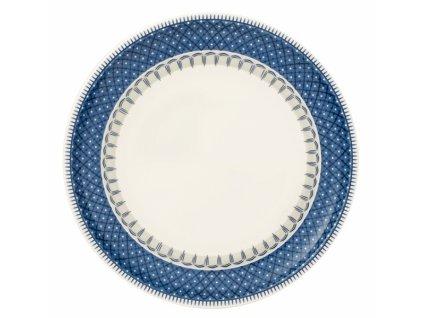 17373 30 villeroy amp boch salatovy tanier 22 cm casale blu