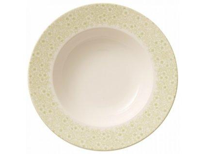 17544 villeroy amp boch kvetinkovy hlboky tanier for me floreana green