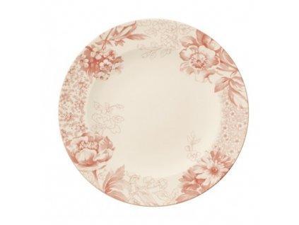 17760 villeroy amp boch plytky tanier 27 cm for me floreana red