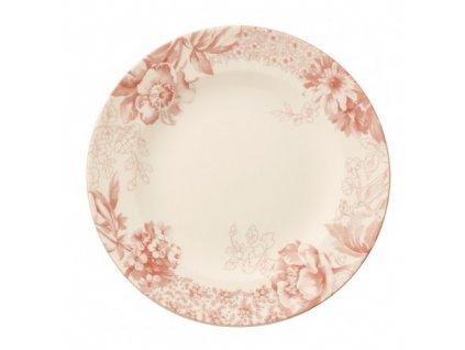 17763 villeroy amp boch salatovy tanier for me floreana red