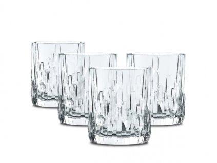 18024 nachtmann set 4x kristalovy pohar na whisky 0 33l shu fa