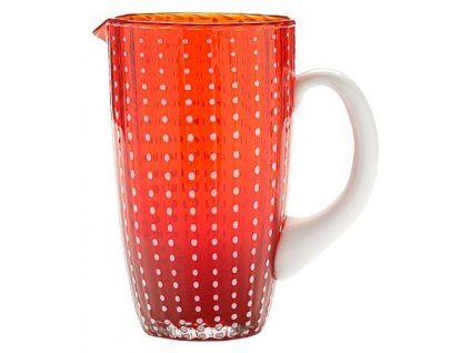 18036 zafferano karafa 1 6l perle cervena