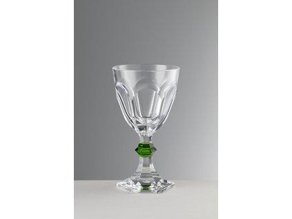 18141 mario luca giusti set 4ks pohare na vino rolling stone cira zelena farba