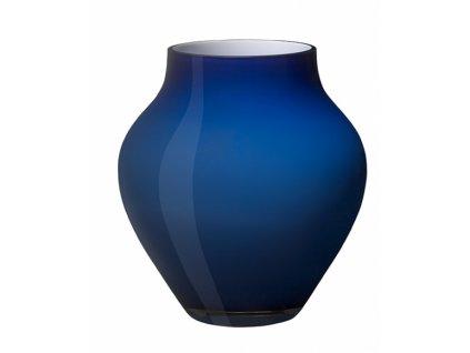 18351 villeroy amp boch vaza oronda 21 cm polnocna modra