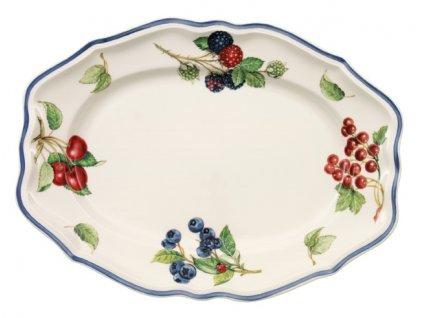 18390 villeroy amp boch cottage ovalny tanier 30 cm