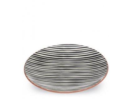18633 zafferano plytky tanier 26 5 cm fantasy tue