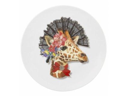 18783 vista alegre dezertny tanier 23 cm do a jirafa love who you want