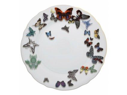18798 vista alegre plytky tanier 26 cm butterfly parade