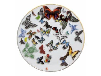 18804 vista alegre dezertny tanier 23 cm butterfly parade