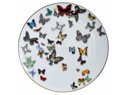 18813 vista alegre servirovaci tanier 33 cm butterfly parade