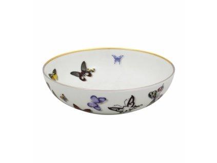 18840 vista alegre miska na cerealie 16 8 cm butterfly parade