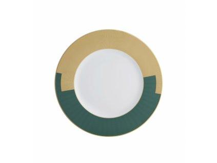 19056 vista alegre servirovaci tanier 32 5 cm emerald