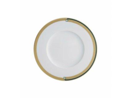 19068 vista alegre pecivovy tanier emerald